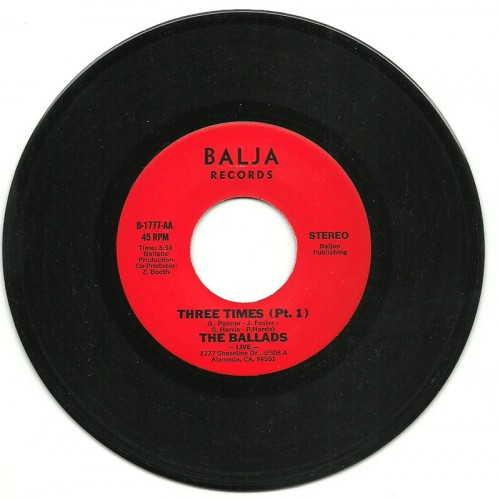 Ballads Three-500×500
