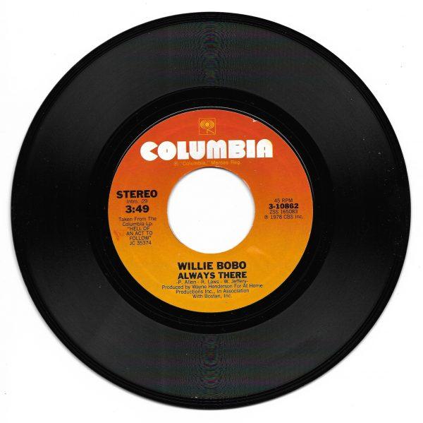 Willie Bobo Issue